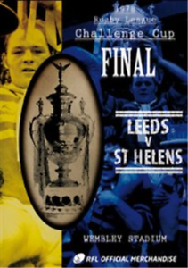 Rugby-League-Challenge-Cup-Final-1978-Leeds-V-St-Helens-UK-IMPORT-DVD-NEW
