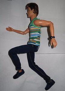 Vintage Barbie Ken - bend his arms and legs