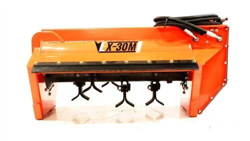 Eterra EX-30 Micro Excavator Brush Mower Bobcat Excavator Flail Mower!