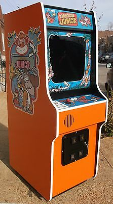 Donkey Kong Junior Arcade Ebay