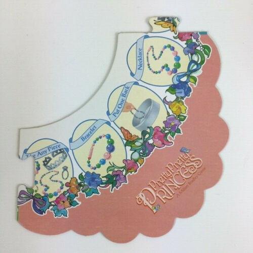 Pretty Pretty Princess Board Game 1999 REPLACEMENT PARTS PIECES JEWELRY