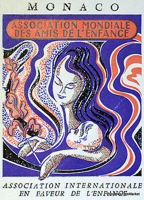 Europa Monaco ZuverläSsig Freunde Von Der Enfance 1966 Briefmarke Monaco Premier Tag Fdc Yt 688 Bis