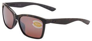 ac190bf34b Costa Del Mar Anaa Sunglasses ANA-109-OSCP Tortoise 580P Copper ...
