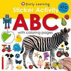 Sticker Activity: ABC by Roger Priddy (Mixed media product)