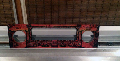 Williams FLINTSTONES Pinball Machine Speaker Panel BRAND NEW
