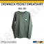Carhartt-Men-039-s-Crewneck-Pocket-Sweatshirt-Warm-Super-Soft-Fleece-Lined-103852 thumbnail 7