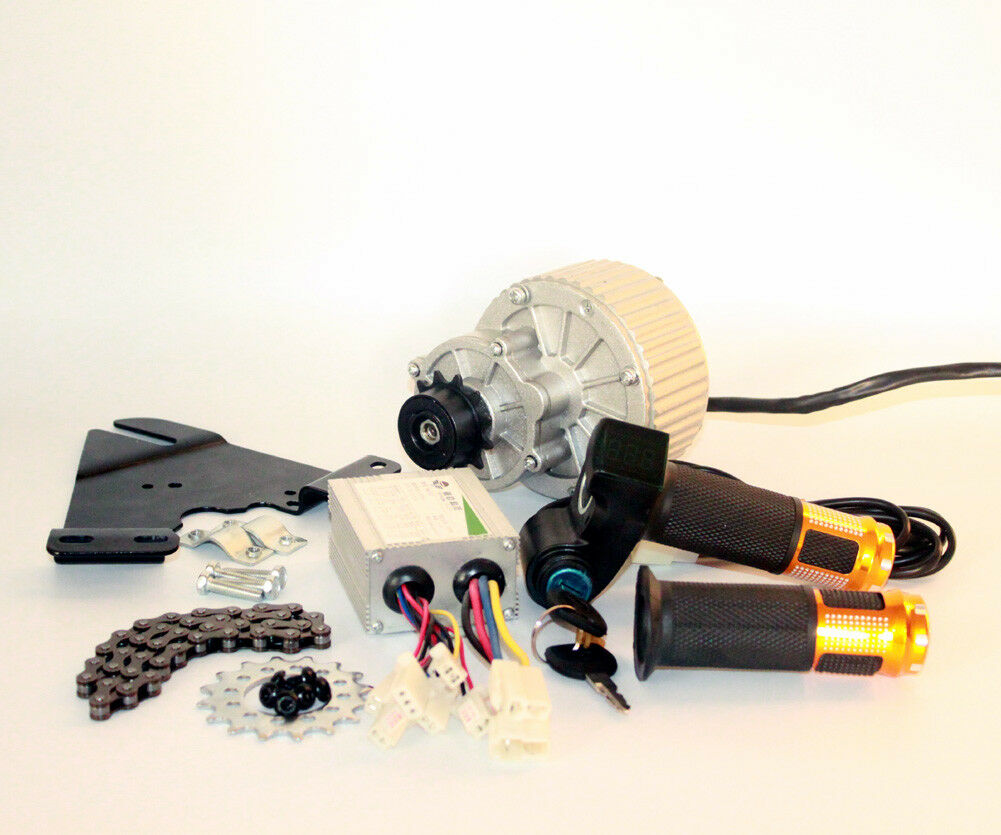 24V36V 450W Electric Bike  Conversion Kit For Disc Brake redor Left Side Mounting  not to be missed!