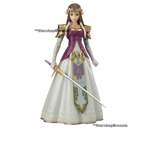 LEGEND OF ZELDA - Twilight Prinzessin - zelda Hime Figma Action-Figur   318