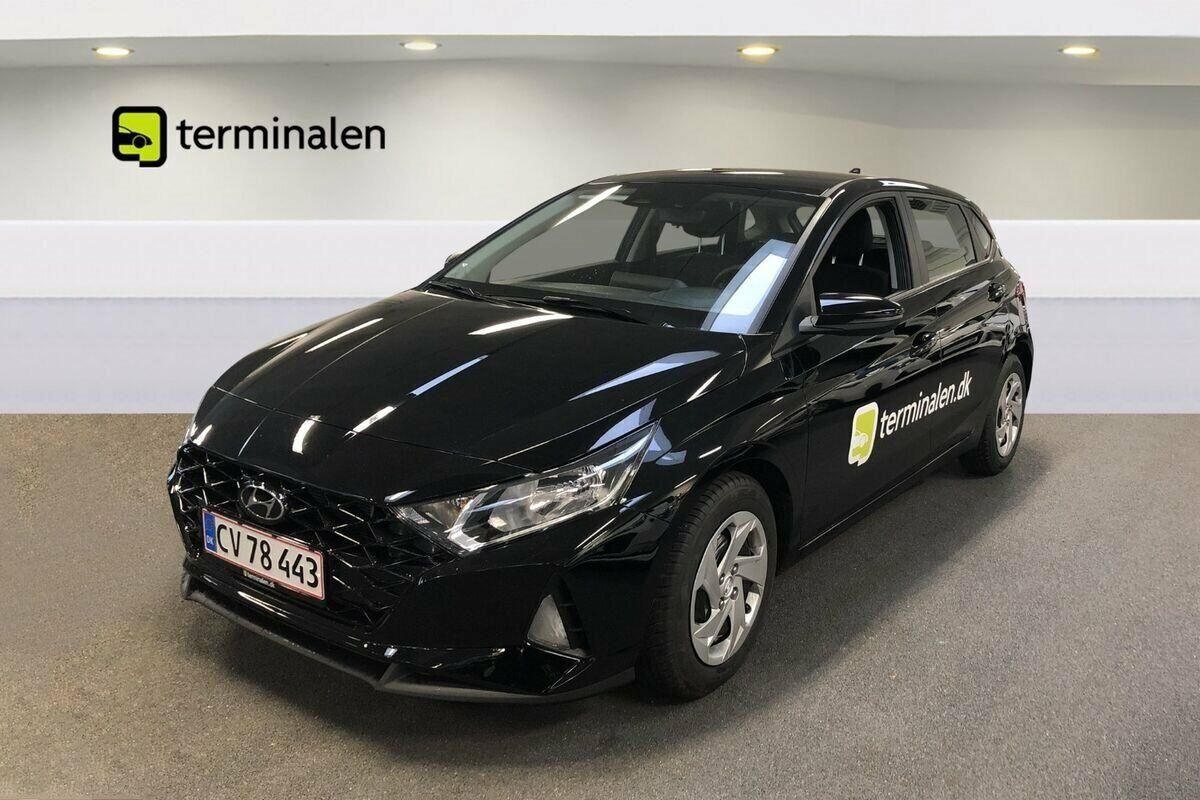 Hyundai i20 1,2 MPi Essential 5d - 1.795 kr.