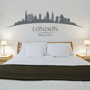 Détails sur London City Angleterre Skyline London Eye Tower Bridge, Big Ben, Westminster B afficher le titre d'origine