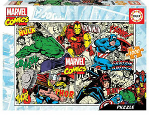 Marvel-Comics-puzzle-1000-piezas-Educa-18498