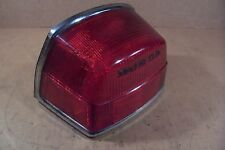 1979 HONDA CB750K , TAIL LIGHT LENS / CHROME TRIM , CB 750 , CX500 , CX 500 ,