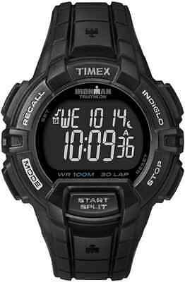 "Timex T5K793, Men's ""Ironman"" Triathlon 30 Lap, Resin Digital Watch, T5K7939J"
