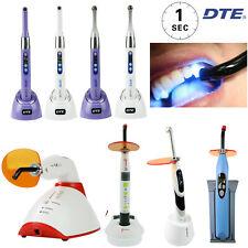 Woodpecker Dte Dental Curing Light 1 Sec Cure Lamp Led B C D F Iled Max Plus