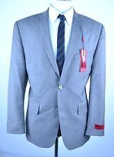 NWT Alfani Men's Blazer Jacket 44S Khaki 100% Wool Slim Fit MSRP $360 b-27