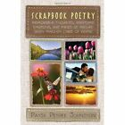 Scrapbook Poetry 9781453558935 by Patsy Johnston Hardcover
