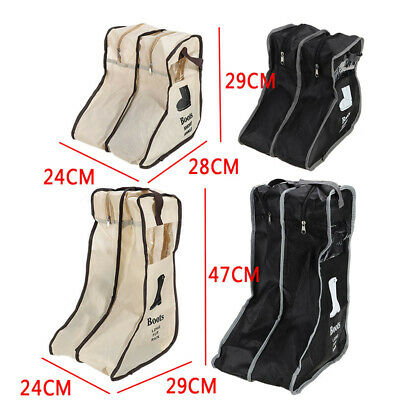 Long Boot Shoe Storage Bag Protector Home Organizer Dustproof Folding Container