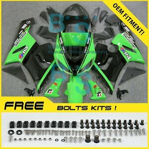 Fairings Bodywork Bolts Screws Set Fit Kawasaki Ninja ZX9R 2002-2003 02 E3