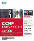 CCNP SWITCH 642-813 Cert Kit: Video, Flash Card, and Quick Reference Preparation Package by Sean Wilkins, David Hucaby, Denise Donohue (Mixed media product, 2010)
