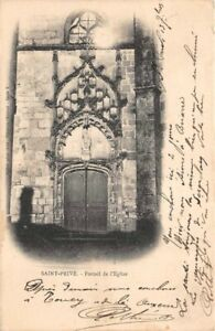 Saint-Prive-Portal-of-Church