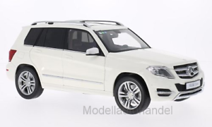 Mercedes GLK-Class, White, GTA Edition, 2013 1 18 Welly    NEW
