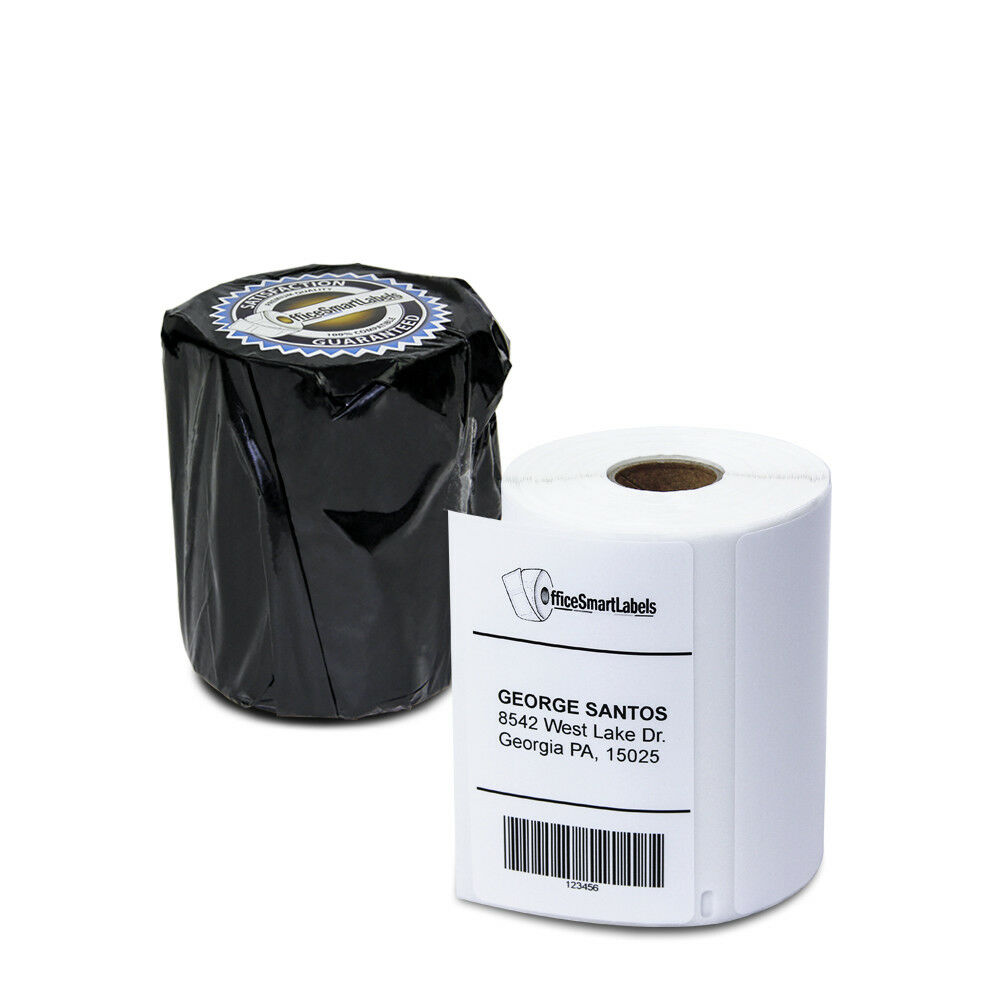 Dymo 1785378 Compatible High Capacity Large Shipping Labels (4 x2.8 , 40 Rolls)