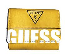 Portafoglio GUESS UPTOWN CHIC Donna Giallo SWVG7301570YEL
