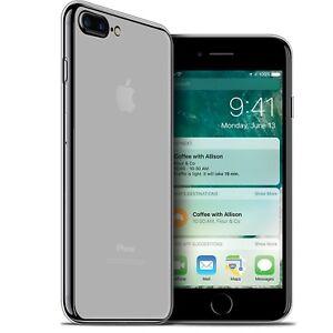 Coque-Pour-iPhone-7-8-Plus-5-5-Semi-Rigide-Gel-Extra-Fine-Mat-Brillant-TPU-Tra