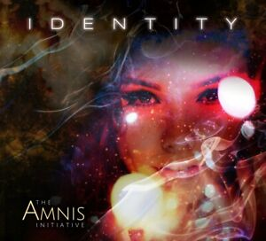 Identity CD, by The Amnis Initiative, synth music like Vangelis, Jarre, Asura