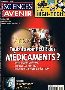 Ambitieux Sciences Et Avenir N°706 Lutter Contre Mauvaise Haleine Peur Des Médicaments L Performance Fiable
