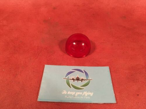 Grimes Red Lens PN AN-3042-1