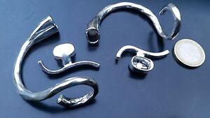 Superior Materials 3 Demis Bracelets Zamak,bijoux Fantaisie,perles De Verre,bracelets,bracelet Bijoux, Montres