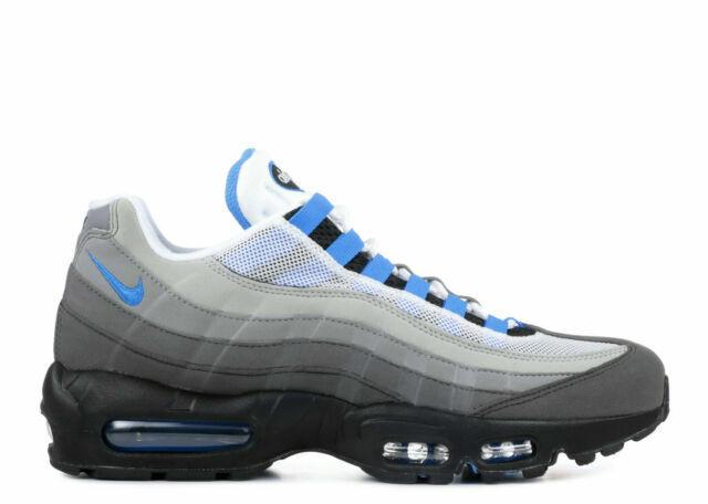 Size 8 - Nike Air Max 95 OG Crystal Blue 2018