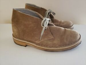 Details about Women's Clarks Originals Desert Chukka Boots in Oakwood Suede Leather 6.5 M*