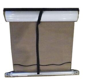 Dometic Window Awning Beige Tan Khaki Black 32 Rv Fabric Old Stock