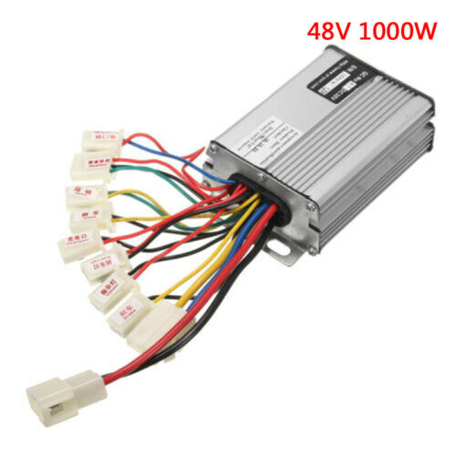 24V-48V 250W-1000W Electric Scooter Speed Controller Motor For E-bike Bicycle