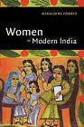 Women in Modern India by Geraldine Forbes (Hardback, 1996)