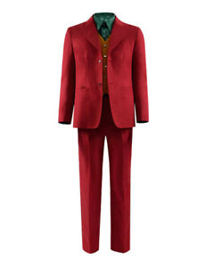 Authur-Fleck-Red-Suit-Cosplay-Costume-Men-Halloween-Cosplay