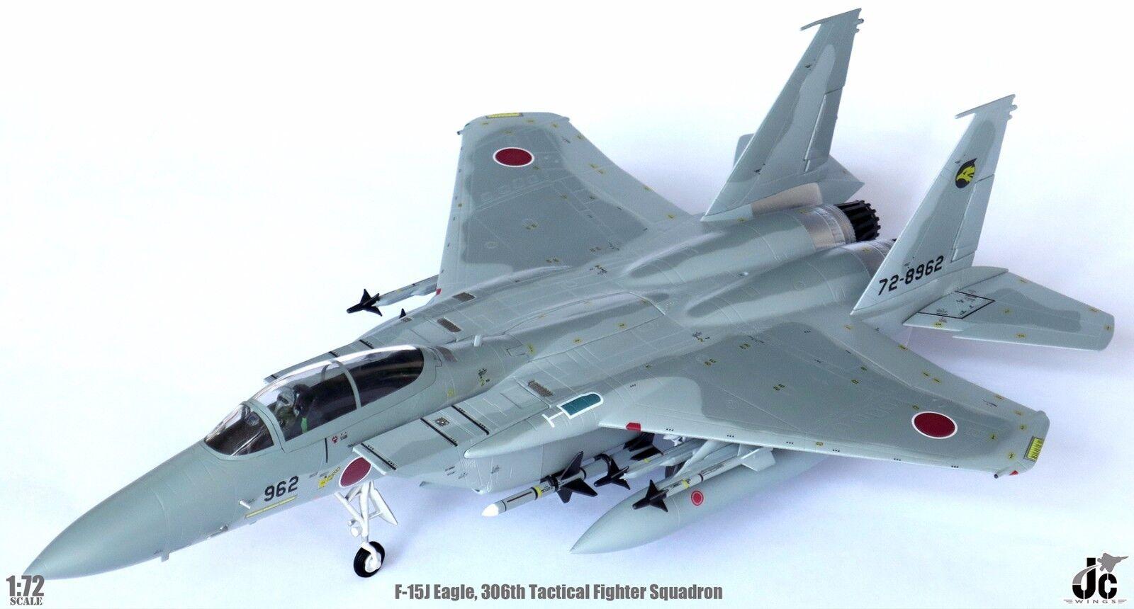 all'ingrosso economico e di alta qualità JC Wings 1 72 Japan Japan Japan Air Force (JASDF) Mitsubishi F-15J Eagle 72-8962 with Ste  ti renderà soddisfatto