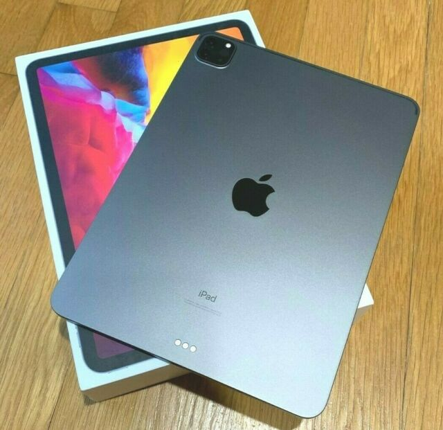 Apple - 11 inch iPad Pro (Latest Model) Wi-Fi Only - 256GB - Space Gray Open Box