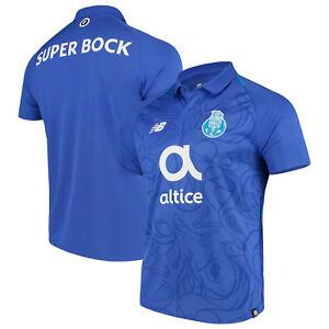 pretty nice edd77 c73cd New Balance FC Porto Season 2018 - 2019 Third Soccer Jersey ...