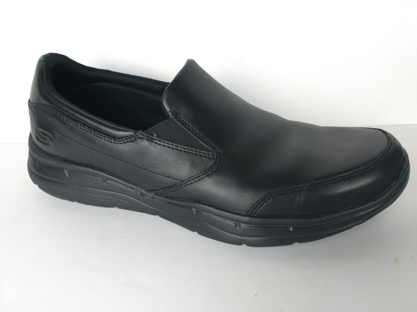 Skechers Men's Relaxed Fit Glides Calculous Slip On, size 13