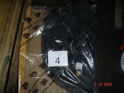 Jcb Window Seal Rubber Flock Section 331/33413 Backhoe Loaders