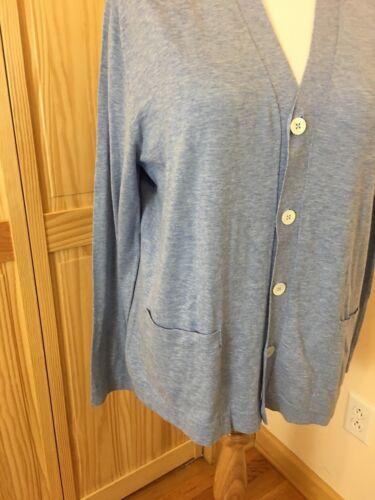 Sweater Xl V 100 Blue Kvinder Ralph Nede Lauren 198 Knap Cotton Light Neck 8qnxEStpS