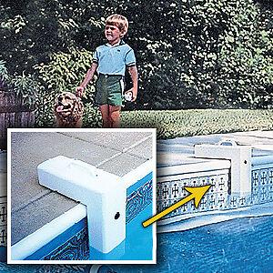 Details about Poolguard® PBM PGRM-2 Inground Swimming Pool Alarm ASTM F  2208-8