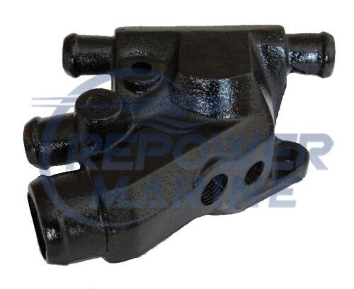 Repl Thermostatgehäuse für Volvo Penta /& Omc V6 /& V8 3850360