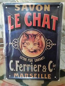 Plaque-savon-le-chat-15-21-cm