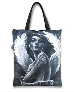 Liquor Brand - Rockabilly Shopper Tasche - Angelica