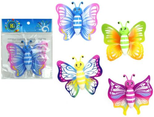 butterfly window wall walkers fun toy girls party bag Christmas stocking filler