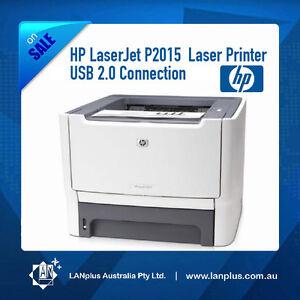 hp laserjet p2015 27ppm 32mb usb 2 0 laser printer invoiced 3 month warranty ebay. Black Bedroom Furniture Sets. Home Design Ideas